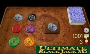 Ban Luck 3D - Placing bets