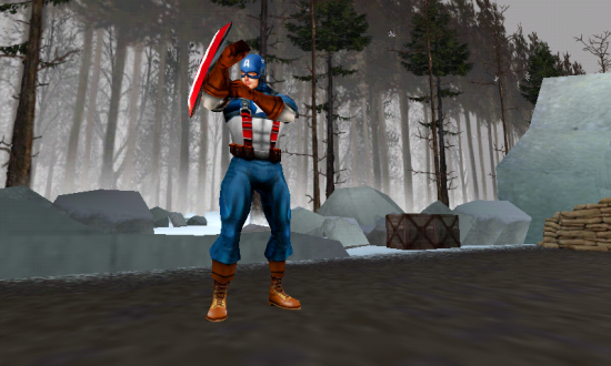 Captain America: Sentinel of Liberty. Play the Comic Book turned Movie Action-Packed Game for Android!