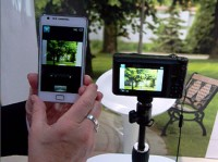 Control your Digital Camera with your Android Phone