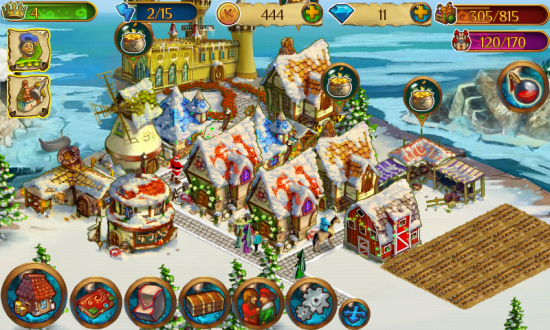 Enchanted Realm – become Lord of the village tasked to Build a Massive Kingdom