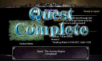 Fallen Realms - Quest complete