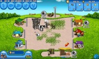 Farm Frenzy - Busy gameplay environments