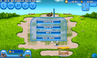 Farm Frenzy - Pause menu