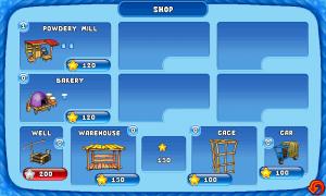 Farm Frenzy - Shop