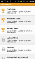Galaxy Strike Papaya Mobile Achievements