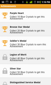 Galaxy Strike Papaya Mobile Achievements