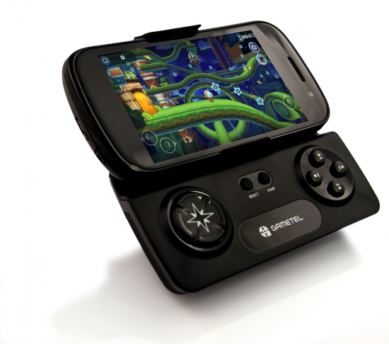 GameTel Wireless Controller Turns Phones into Gaming Consoles, Android & iOS