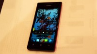 Huawei Ascend P1 S Angle View