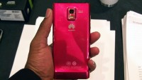 Huawei Ascend P1 S Back View