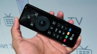LG Google TV Front