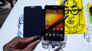 Samsung Galaxy Note with S Pen