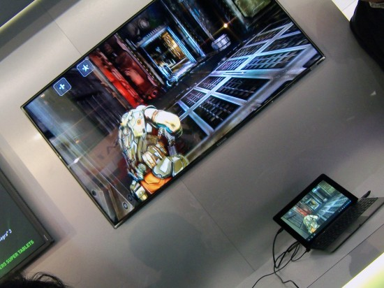 SHADOWGUN 3D Multi-Player Face-off Demoed on ASUS Transformer Prime with Nvidia Tegra 3