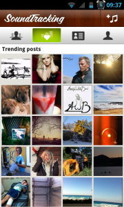 SoundTracking - Trending Posts