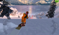 SummitX Snowboarding Gameplay 2