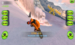 SummitX Snowboarding Gameplay 3
