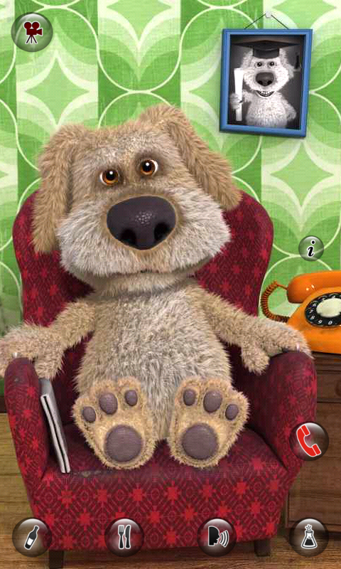 Talking Ben the Dog is Cute & Must-have for Kiddies