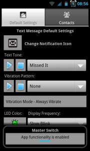 Text Tone - Simple UI