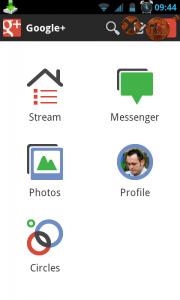 Top Cam - Overlaying Google+