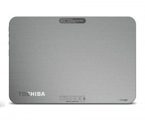Toshiba Excite Back View