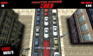 Traffic Panic 3D - Traffic jam