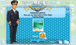 Airport City - Achievement complete