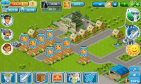 Airport City - Build a city of holiday makers!