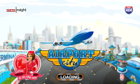 Airport City - Splash page