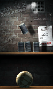 Can Knockdown 2 - Classic game