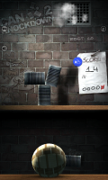 Can Knockdown 2 - Classic, score multipliers