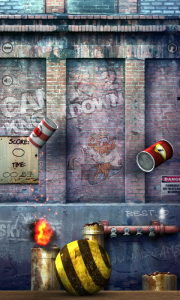 Can Knockdown 2 - Hit the moving targets