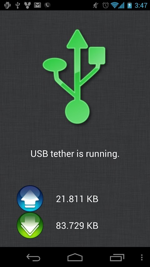ClockworkMod Tether (no root) – Get Internet on Laptop from Android Phone with No Carrier Fees