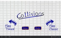 Collisions Main