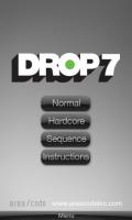 Drop7 - Difficulty settings