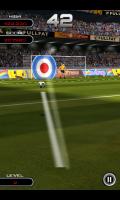 Flick Soccer - Ball in flight 1