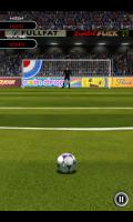 Flick Soccer - Challenge gameplay