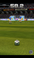 Flick Soccer - Smash it gameplay