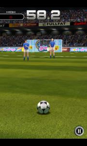 Flick Soccer - Smash it gameplay
