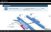 FlightPredictor Airport Map
