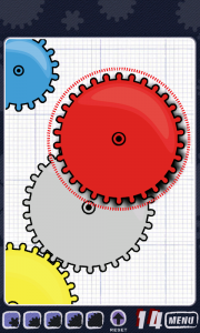 Geared - Error