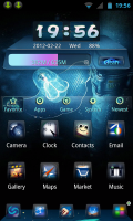 Hi Launcher - Alternative themes 1