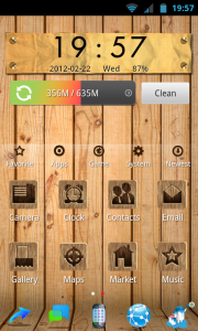 Hi Launcher - Alternative themes 3