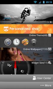 Hi Launcher - Shop