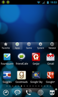 Hi Launcher - Split panel, Apps