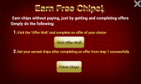 Live Blackjack 21 Pro - Opportunities to earn free chips