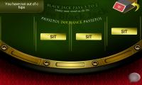 Live Blackjack 21 Pro - Take a seat