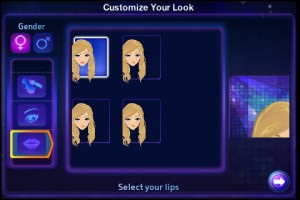 Love Life Character Creation