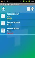 MedHelper - Prescriptions