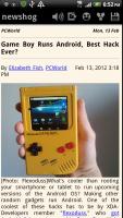Newshog Google News Reader News Story
