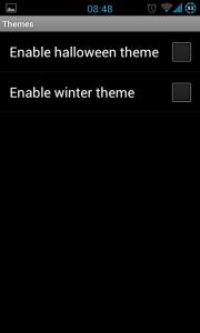 Notification Bubbles - Select theme