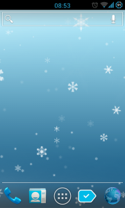Notification Bubbles - Winter theme